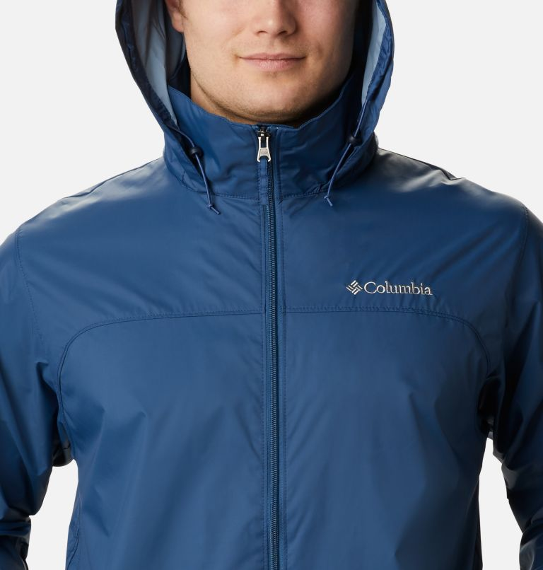 Glennaker Lake™ Rain Jacket | 452 | XXL Men's Glennaker Lake™ Rain Jacket, Night Tide, a2