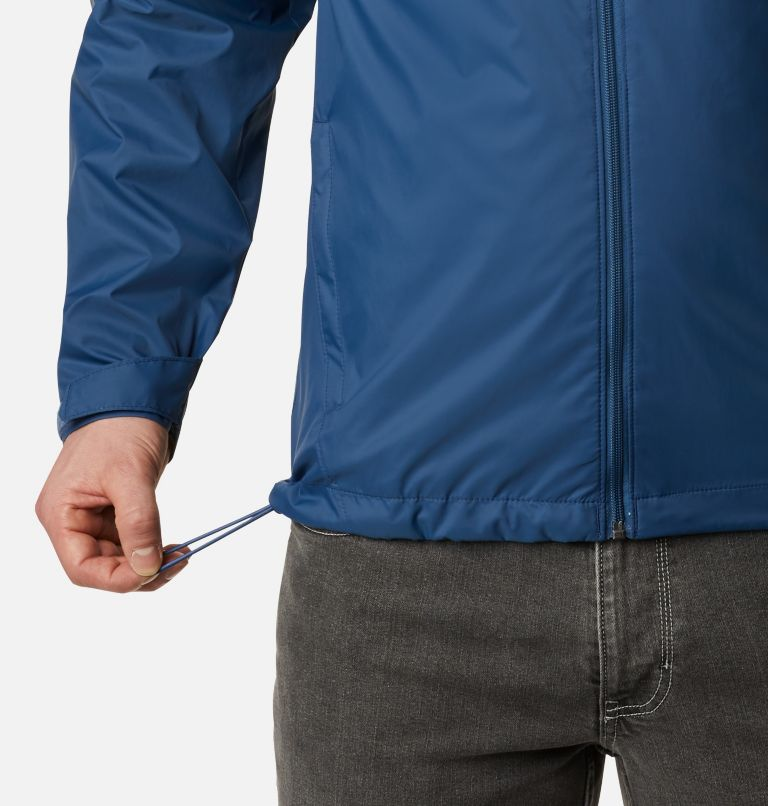 Glennaker Lake™ Rain Jacket | 452 | L Men's Glennaker Lake™ Rain Jacket, Night Tide, a4
