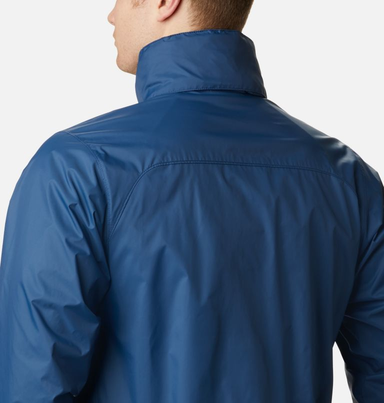 Glennaker Lake™ Rain Jacket | 452 | L Men's Glennaker Lake™ Rain Jacket, Night Tide, a5