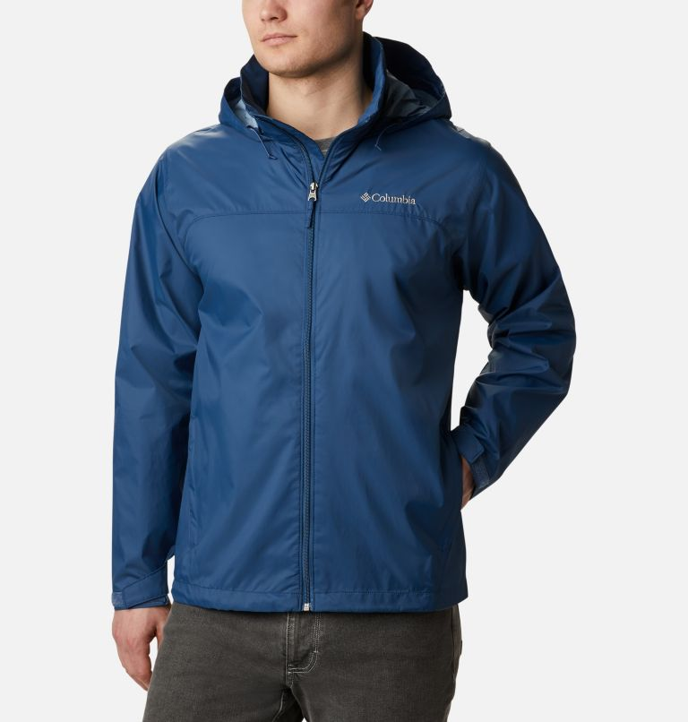 Glennaker Lake™ Rain Jacket | 452 | XXL Men's Glennaker Lake™ Rain Jacket, Night Tide, front