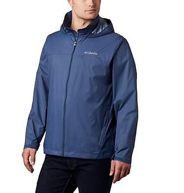Men's Glennaker Lake™ Rain Jacket Glennaker Lake™ Rain Jacket | 820 | XL, Dark Mountain, front