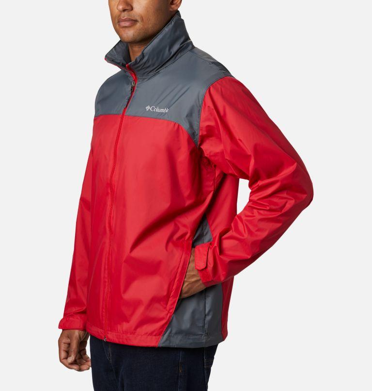 Glennaker Lake™ Rain Jacket   613   L Men's Glennaker Lake™ Rain Jacket, Mountain Red, Graphite, a1