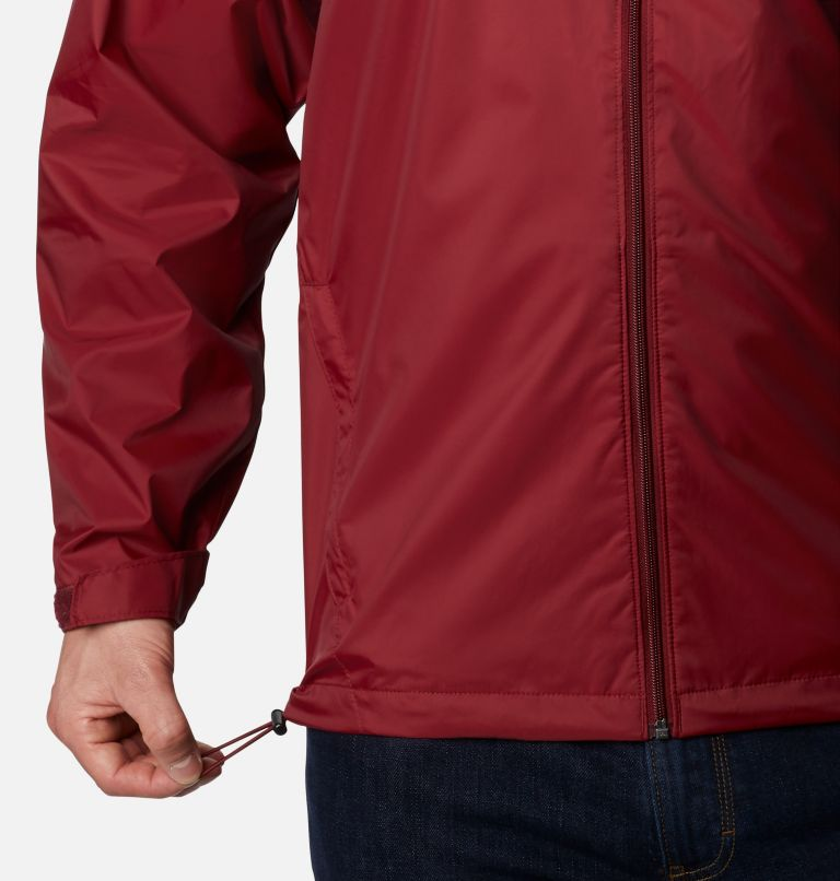 Glennaker Lake™ Rain Jacket | 665 | XL Men's Glennaker Lake™ Rain Jacket, Red Jasper, a4