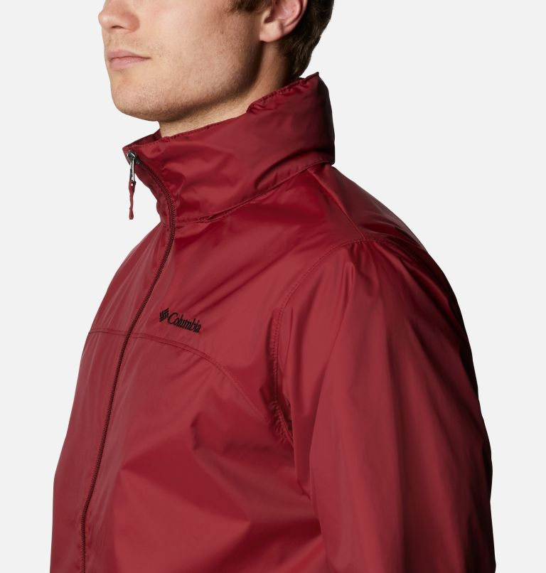 Glennaker Lake™ Rain Jacket | 665 | XL Men's Glennaker Lake™ Rain Jacket, Red Jasper, a6