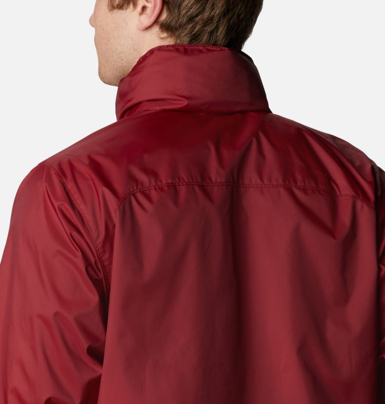 Glennaker Lake™ Rain Jacket | 665 | XL Men's Glennaker Lake™ Rain Jacket, Red Jasper, a7