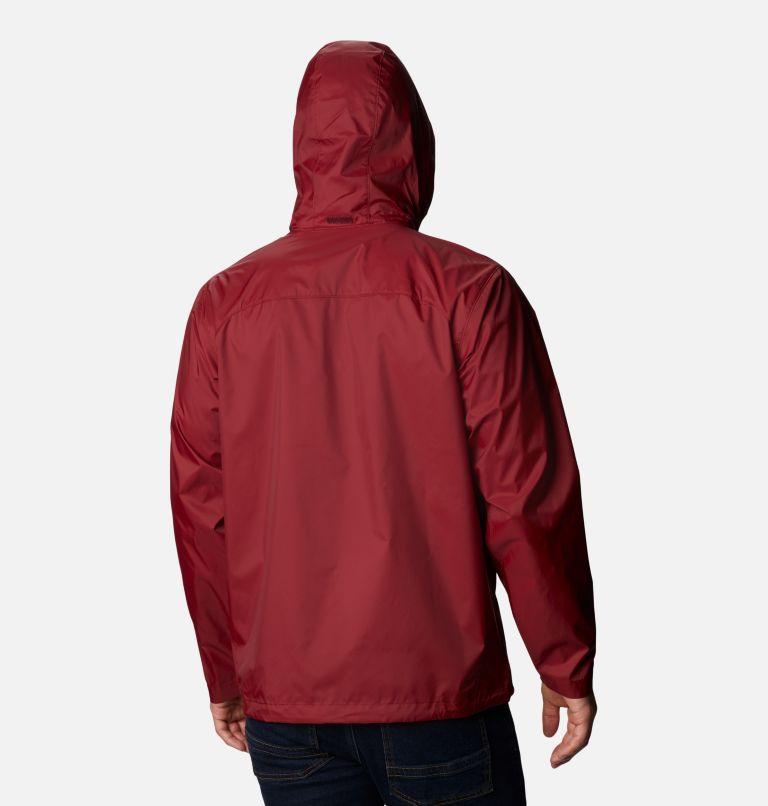 Glennaker Lake™ Rain Jacket | 665 | XXL Men's Glennaker Lake™ Rain Jacket, Red Jasper, back