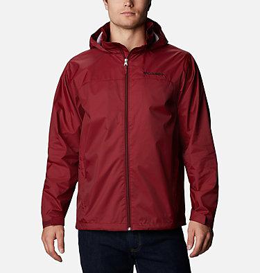 Men's Glennaker Lake™ Rain Jacket Glennaker Lake™ Rain Jacket | 375 | S, Red Jasper, front