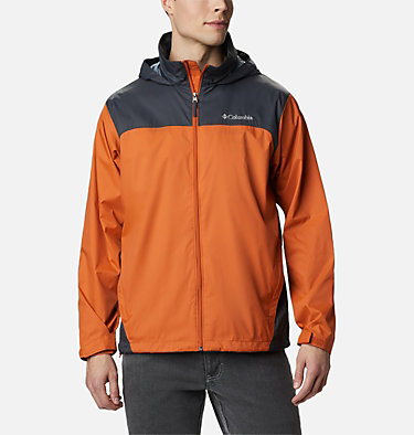 Men's Glennaker Lake™ Rain Jacket Glennaker Lake™ Rain Jacket | 820 | XL, Harvester, Shark, front