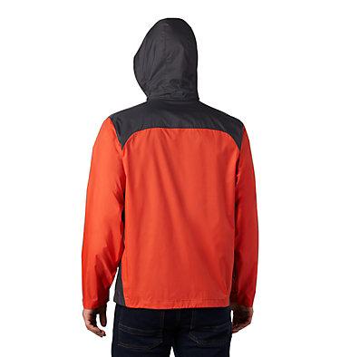Men's Glennaker Lake™ Rain Jacket Glennaker Lake™ Rain Jacket | 375 | S, Wildfire, Shark, back