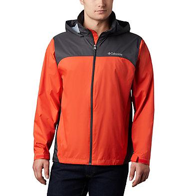 Men's Glennaker Lake™ Rain Jacket Glennaker Lake™ Rain Jacket | 375 | S, Wildfire, Shark, front