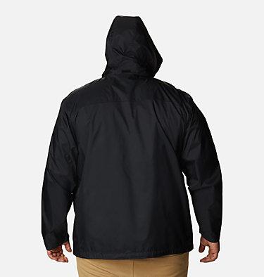 Men's Glennaker Lake™ Rain Jacket - Big Glennaker Lake™ Rain Jacket | 820 | 4X, Black, back