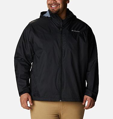 Men's Glennaker Lake™ Rain Jacket - Big Glennaker Lake™ Rain Jacket | 820 | 4X, Black, front