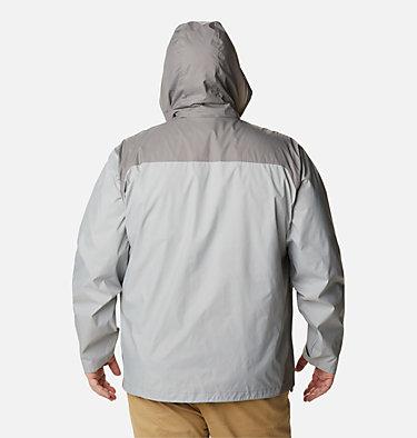 Men's Glennaker Lake™ Rain Jacket - Big Glennaker Lake™ Rain Jacket | 820 | 4X, Columbia Grey, Boulder, back