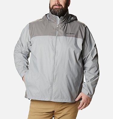 Men's Glennaker Lake™ Rain Jacket - Big Glennaker Lake™ Rain Jacket | 820 | 4X, Columbia Grey, Boulder, front