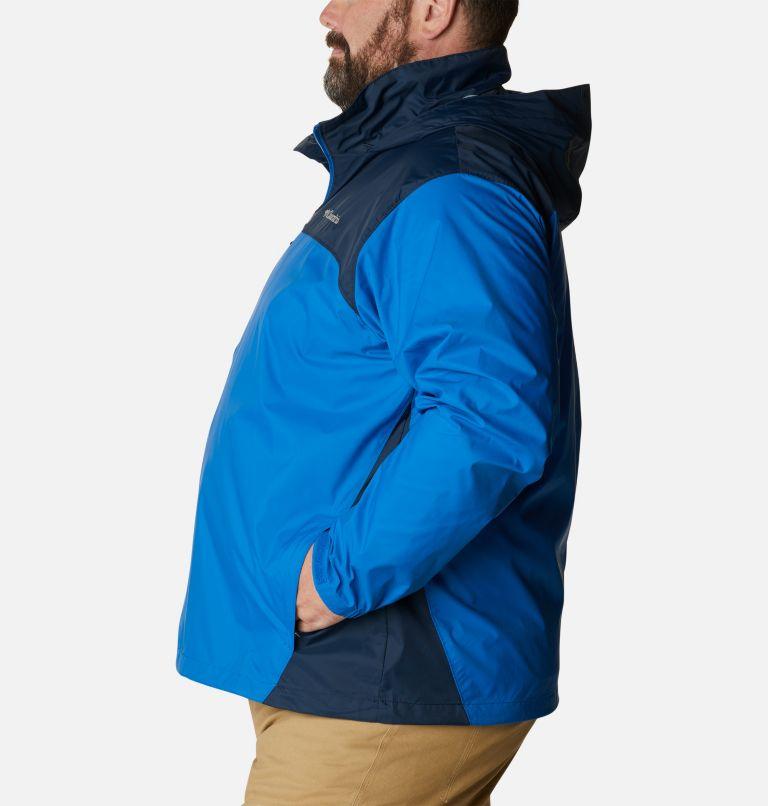 Glennaker Lake™ Rain Jacket | 072 | 5X Men's Glennaker Lake™ Rain Jacket - Big, Blue Jay, Columbia Navy, a1