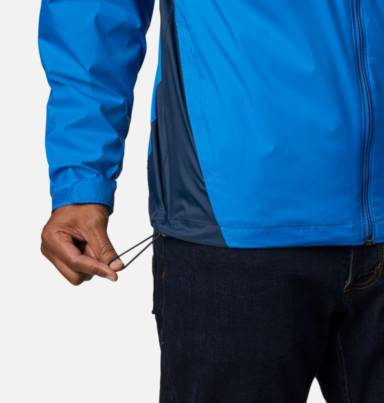 Men's Glennaker Lake™ Rain Jacket - Big Men's Glennaker Lake™ Rain Jacket - Big, a2
