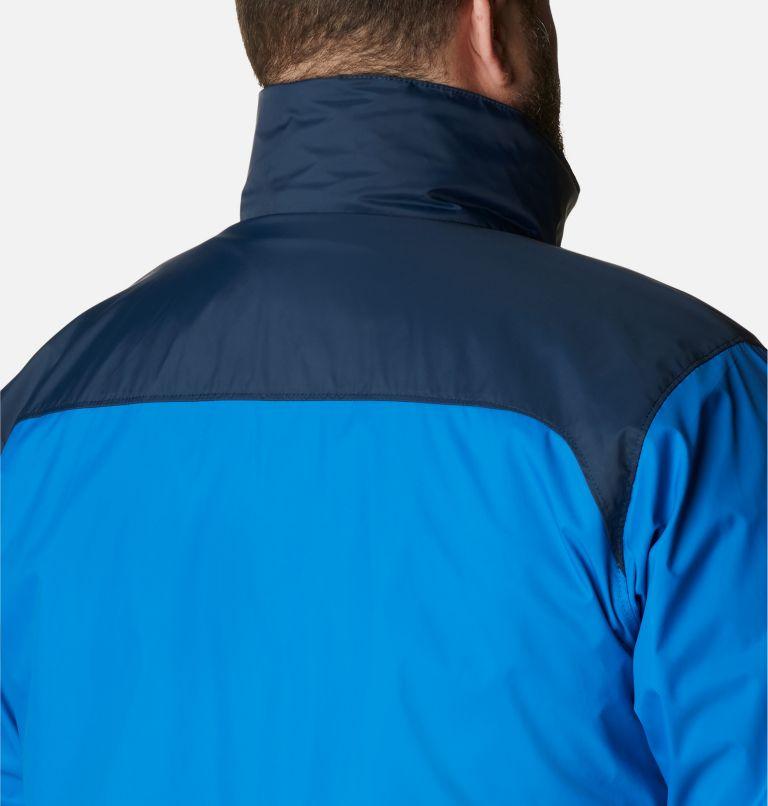 Glennaker Lake™ Rain Jacket | 072 | 5X Men's Glennaker Lake™ Rain Jacket - Big, Blue Jay, Columbia Navy, a4