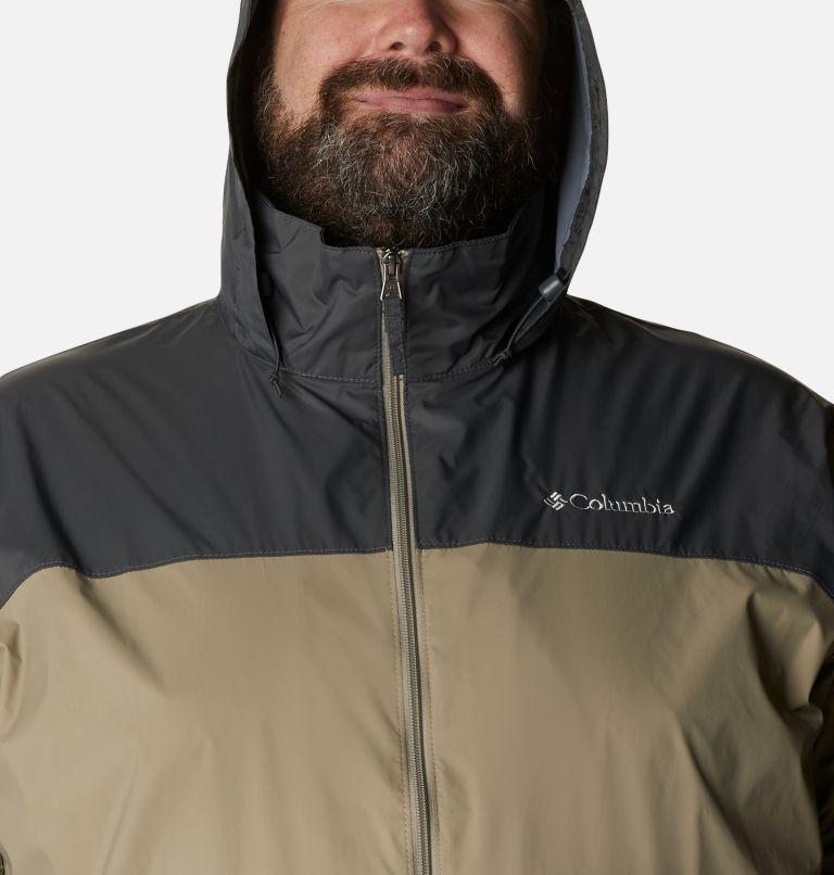 Glennaker Lake™ Rain Jacket | 221 | 3X Men's Glennaker Lake™ Rain Jacket - Big, Tusk, Grill, a2