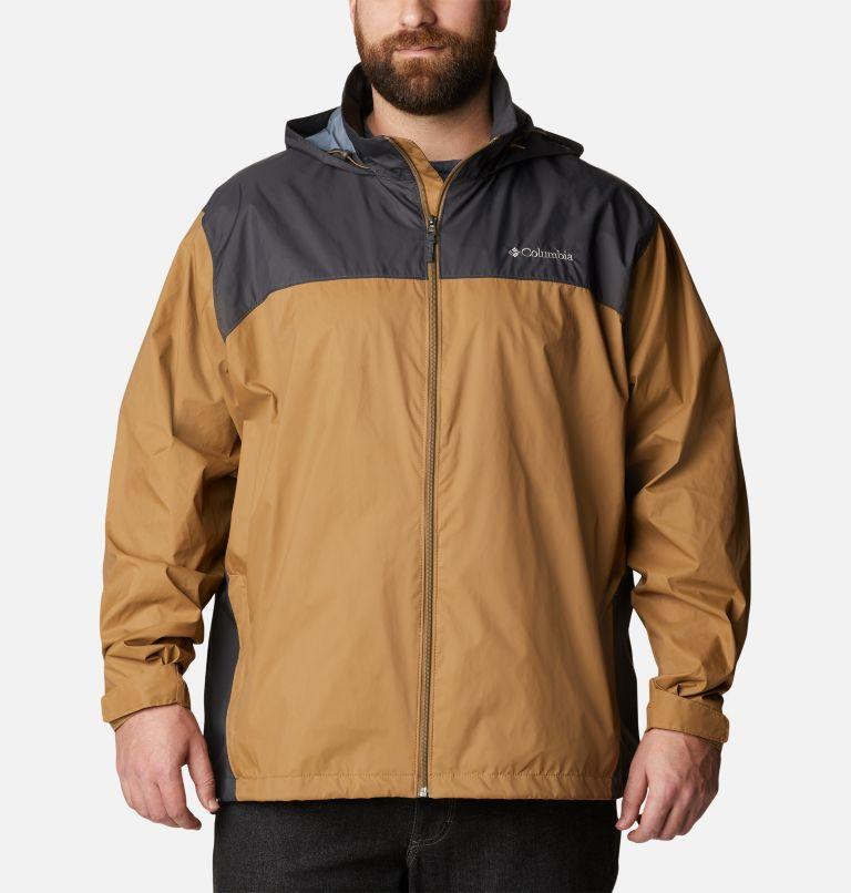 Glennaker Lake™ Rain Jacket | 258 | 5X Men's Glennaker Lake™ Rain Jacket - Big, Delta, Shark, front