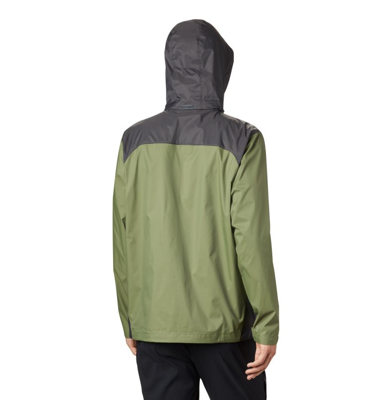 Men's Glennaker Lake™ Rain Jacket - Big Men's Glennaker Lake™ Rain Jacket - Big, back