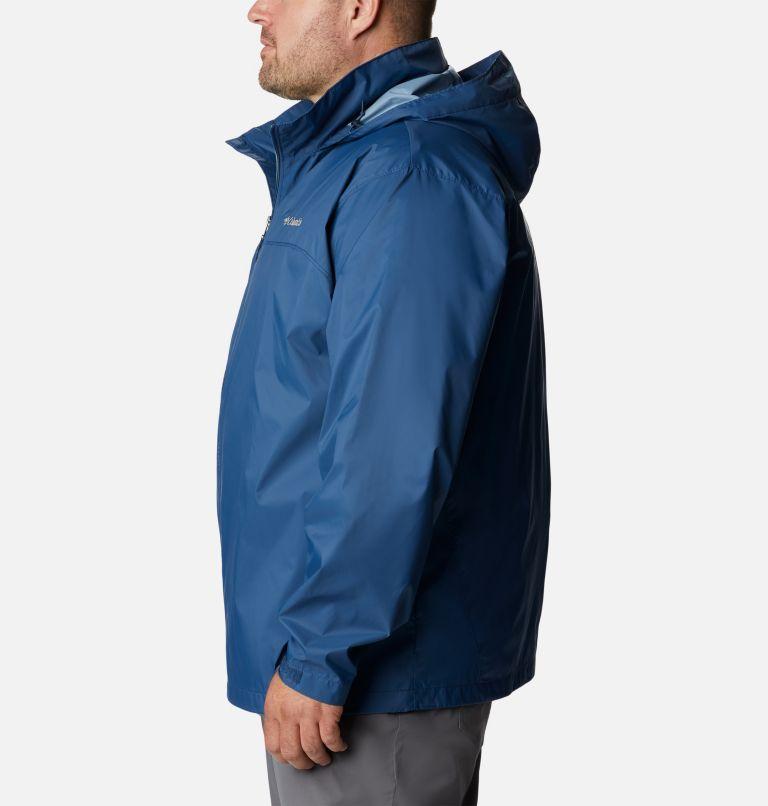 Glennaker Lake™ Rain Jacket | 452 | 5X Men's Glennaker Lake™ Rain Jacket - Big, Night Tide, a1