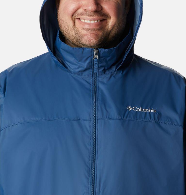 Glennaker Lake™ Rain Jacket | 452 | 5X Men's Glennaker Lake™ Rain Jacket - Big, Night Tide, a2