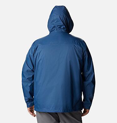 Men's Glennaker Lake™ Rain Jacket - Big Glennaker Lake™ Rain Jacket | 820 | 4X, Night Tide, back