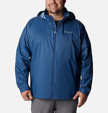 Men's Glennaker Lake™ Rain Jacket - Big Glennaker Lake™ Rain Jacket | 820 | 4X, Night Tide, front
