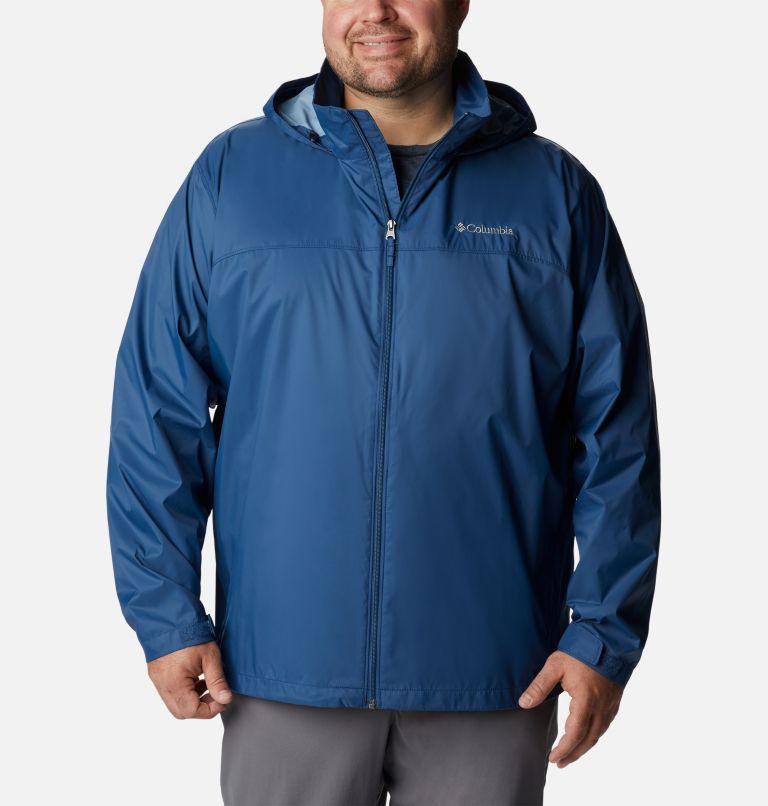 Glennaker Lake™ Rain Jacket | 452 | 5X Men's Glennaker Lake™ Rain Jacket - Big, Night Tide, front