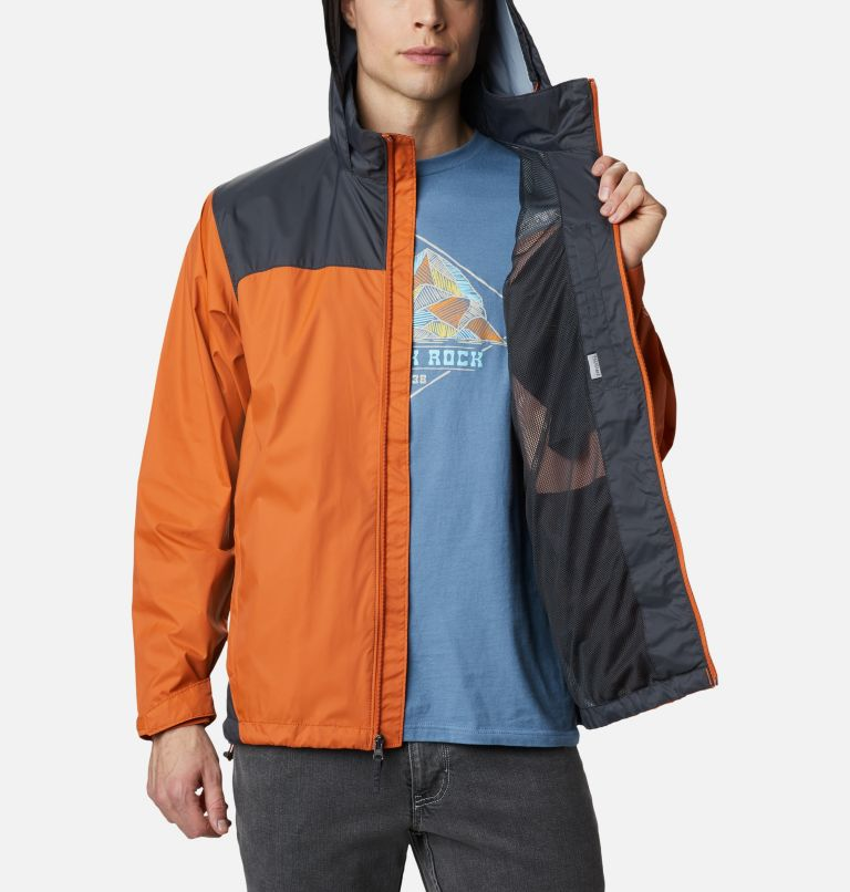 Men's Glennaker Lake™ Rain Jacket - Big Men's Glennaker Lake™ Rain Jacket - Big, a3