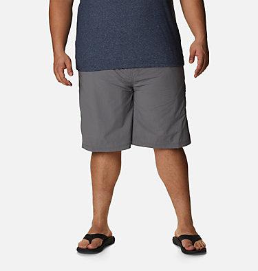 Short Palmerston Peak™ pour homme – Taille forte Palmerston Peak™ Short | 023 | 3X, City Grey, front