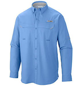 Men's PFG Low Drag Offshore™ Long Sleeve Shirt – Big