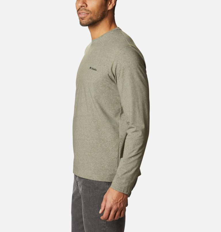 Men's Thistletown Park™ Long Sleeve Crew Neck Shirt Men's Thistletown Park™ Long Sleeve Crew Neck Shirt, a1