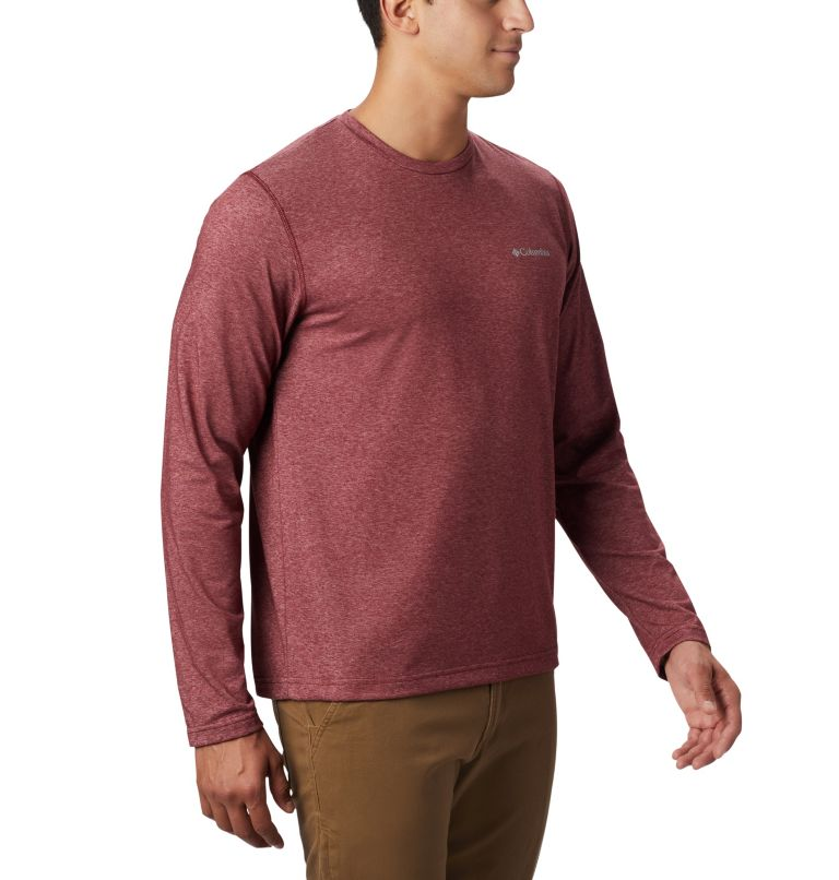 Men's Thistletown Park™ Long Sleeve Crew Neck Shirt Men's Thistletown Park™ Long Sleeve Crew Neck Shirt, a3