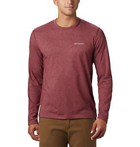 Men's Thistletown Park™ Crew Neck Long Sleeve Shirt