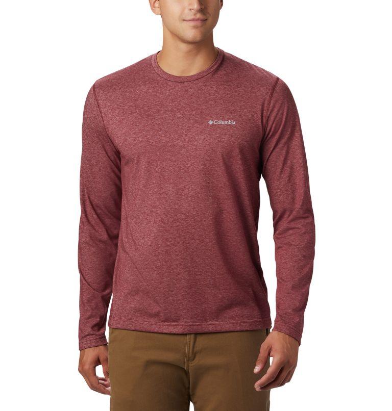 Men's Thistletown Park™ Long Sleeve Crew Neck Shirt Men's Thistletown Park™ Long Sleeve Crew Neck Shirt, front