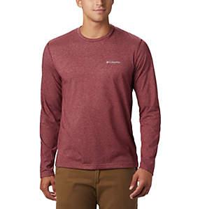 Men's Thistletown Park™ Crew Neck Long Sleeve Shirt - Tall