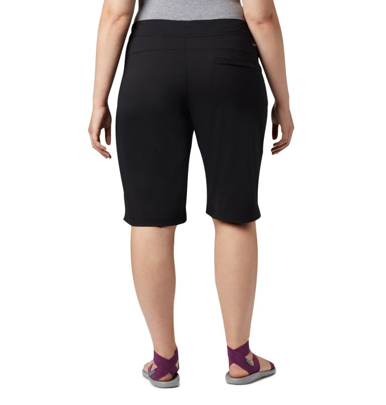 Women's Anytime Outdoor™ Long  Shorts - Plus Size Women's Anytime Outdoor™ Long  Shorts - Plus Size, back