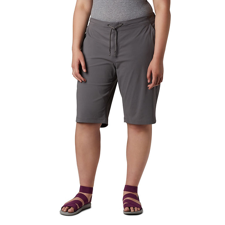 Women's Anytime Outdoor™ Long Short - Plus Size