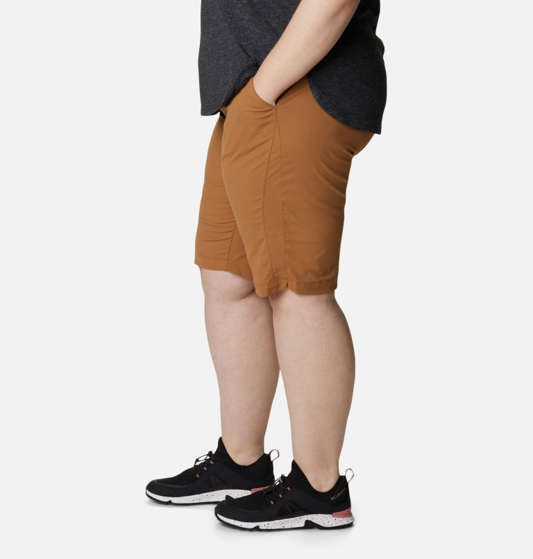 Women's Anytime Outdoor™ Long  Shorts - Plus Size Women's Anytime Outdoor™ Long  Shorts - Plus Size, a1