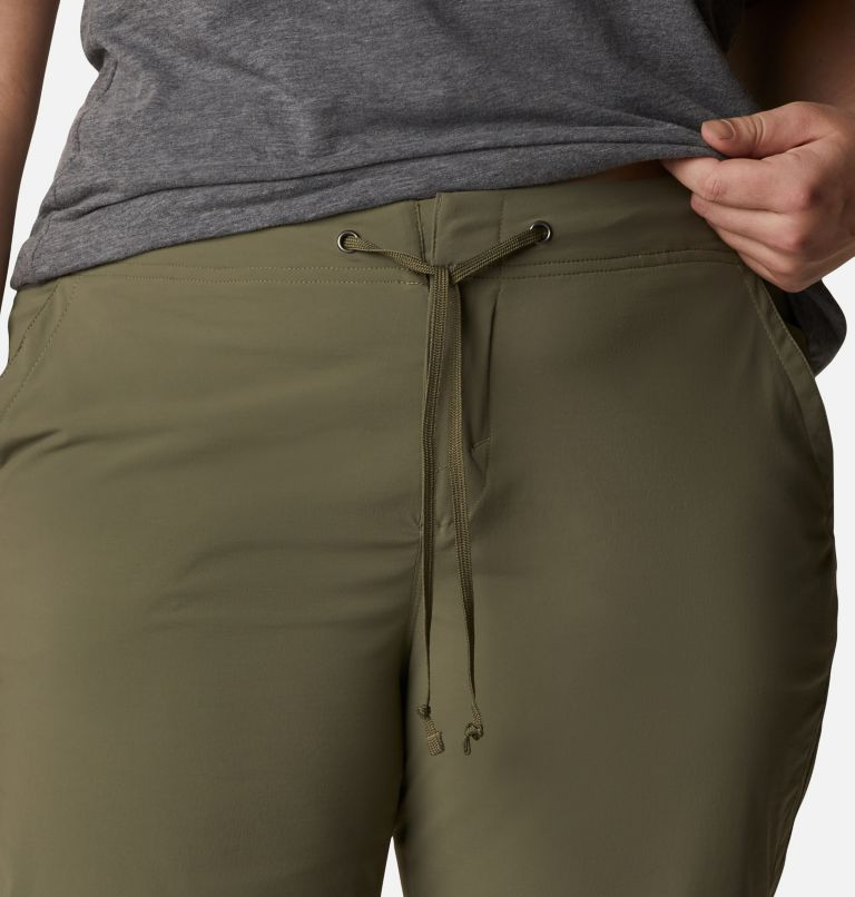 Women's Anytime Outdoor™ Long  Shorts - Plus Size Women's Anytime Outdoor™ Long  Shorts - Plus Size, a2