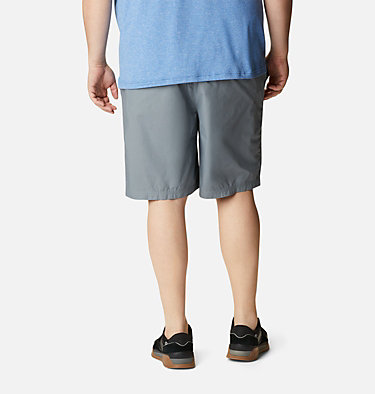 Men's Washed Out™ Shorts - Big Washed Out™ Short | 370 | 52, Grey Ash, back
