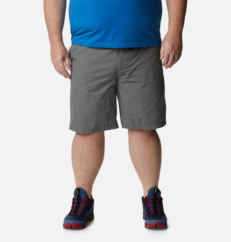 Men's Washed Out™ Shorts - Big Men's Washed Out™ Shorts - Big, front