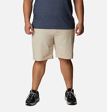 Men's Washed Out™ Shorts - Big Washed Out™ Short | 370 | 52, Fossil, front