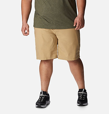 Men's Washed Out™ Shorts - Big Washed Out™ Short | 370 | 52, Crouton, front