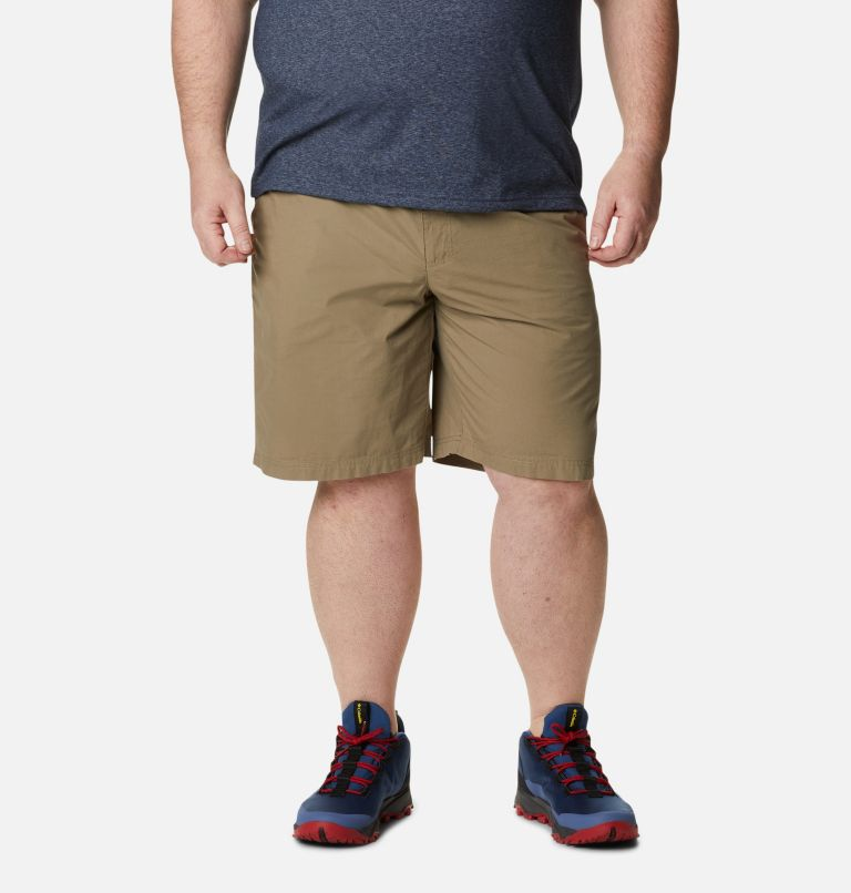 Short Washed Out™ pour homme - Tailles fortes Short Washed Out™ pour homme - Tailles fortes, front