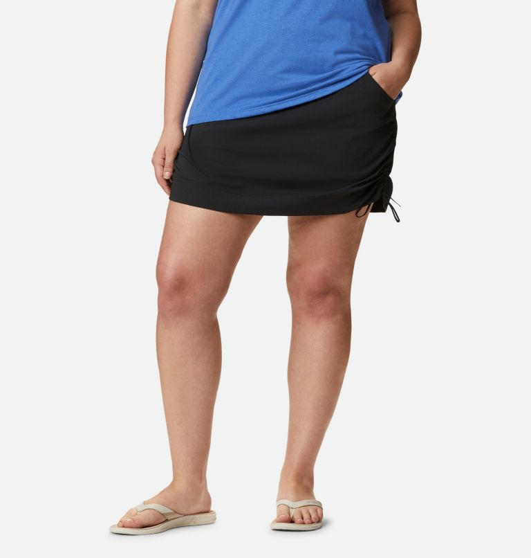 Women's Anytime Casual™ Skort – Plus Size Women's Anytime Casual™ Skort – Plus Size, front