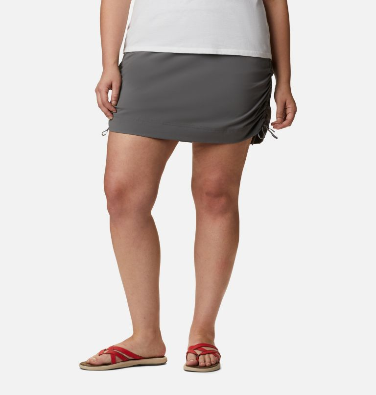 Women's Anytime Casual™ Skort – Plus Size Women's Anytime Casual™ Skort – Plus Size, front