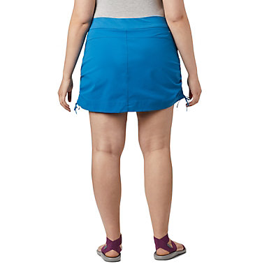 Jupe-short Anytime Casual™ pour femme – Grandes tailles Anytime Casual™ Skort | 023 | 1X, Dark Pool, back