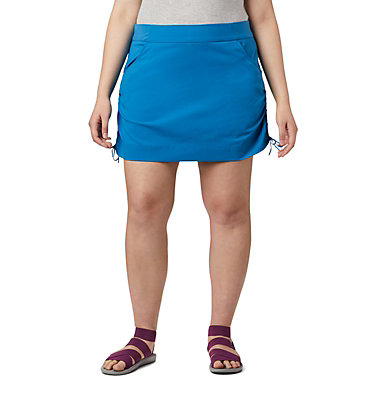 Women's Anytime Casual™ Skort Anytime Casual™ Skort | 023 | 1X, Dark Pool, front